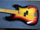 Greco Mercury Bass
