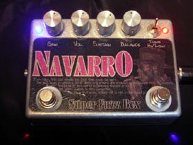 NAVARRO -Fuzz Box