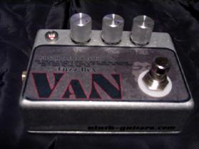 VELVET -Base Fuzz box