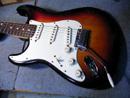 Fender Stratocaster サウスポー
