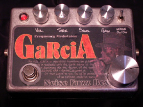 GaRciA -Noise Fuzz Box