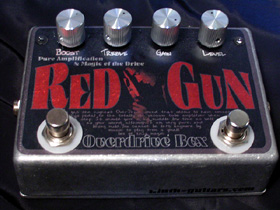 RED GUN -Overdrive Box