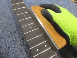 NINTH(ナインス)、ギター修理、リペア