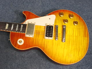 Jimmy Page Les Paul No.1 Custom Authentic