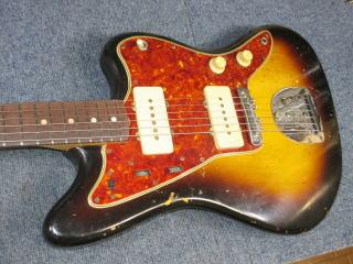 Fender Jazzmaster 1960年製