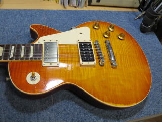 Gibson Jimmy Page No.1 Les Paul Aged