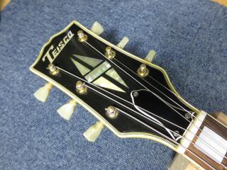 テスコ、ギターリペア