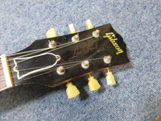 Gibson 1952 Les Paul Conversion
