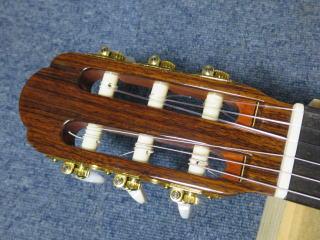 クラシックギター、リペア