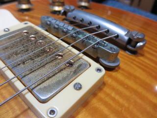 Gibson Les Paul、リペア
