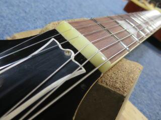 Gibson Les Paul、ナット交換