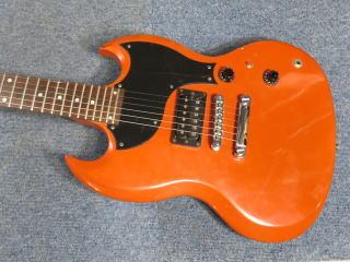 Gibson SG-X、リペア