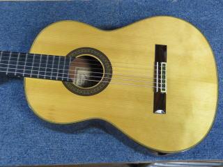 Yamaha GC-5、ギターリペア