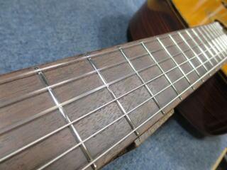 フレット摺合せ、ギターリペア