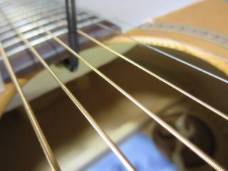 シーガルギター、リペア