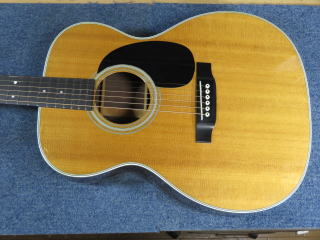 Martin 000-28,ギターリペア