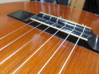 クラシックギターのメンテナンス