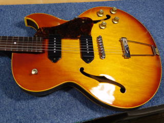 Gibson,ES-125TDC,ギブソン,ギター,修理,リペア