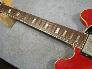 Gibson ES-335,修理,リペア