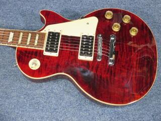 Gibson Les Paul、ネック折れ修理
