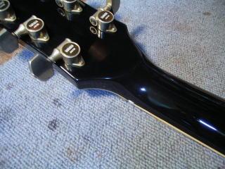 ネック折れ修理