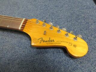 Fender Jazzmaster、修理