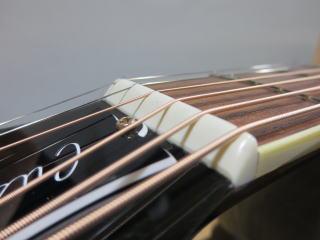 Gibson J-45 Custom、ナット交換、リペア、修理、ナインス、NINTH