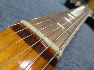 Fender Jazzmaster,ナット交換