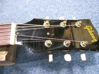 Gibson LG-1、クラックリペア