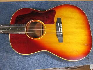 Gibson LG-1、ネック、ナット交換
