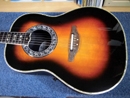 Ovation Custom Legend