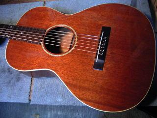 Gibson L-0,リペア,修理