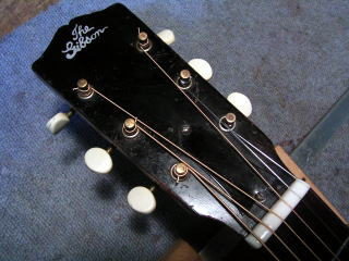 Gibson L-0,1930