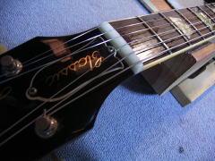 Gibson Les Paul,ネック折れ