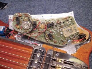 Ovation Magnum Bass