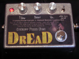 DREAD -Octave Fuzz Box