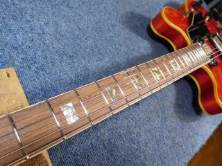 Gibson ES-335、修理、リペア