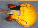 Gibson ES-335,1958年製,ギター,リペア,修理