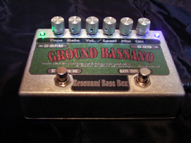 GROUND BSSANO -Resonant Bass Box