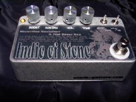 Indio Of Stone -Distortion Box