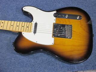 Fender Telecaster、ギターリペア、修理