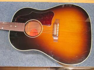 Gibson J-45,ギターリペア,修理