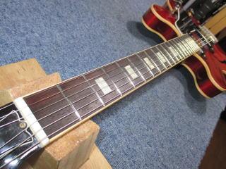 Gibson ES-330,ネック