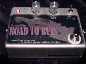 ROAD TO RUN -Fuzz Box