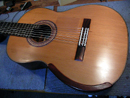 7弦クラシックギター