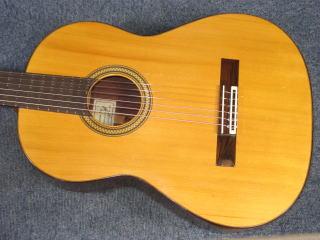 クラシックギター、リペア、修理