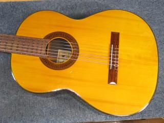 春日,クラシックギター,リペア,修理
