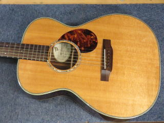 Breedlove Guitar、リペア、修理