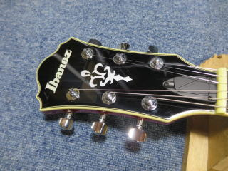 Ibanez Artcore AS73、修理