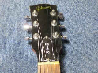 Gibson SG-X、ギター修理